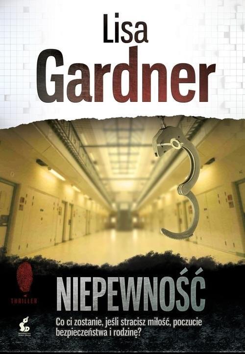 okładka Niepewność, Książka   Gardner Lisa