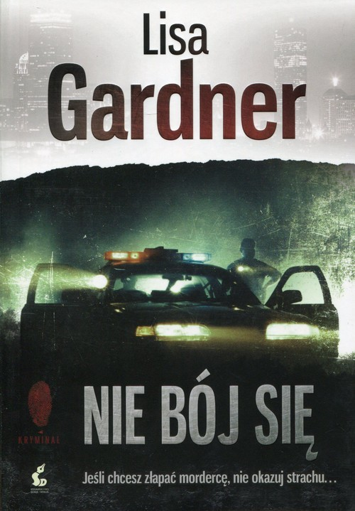 okładka Nie bój się, Książka | Gardner Lisa