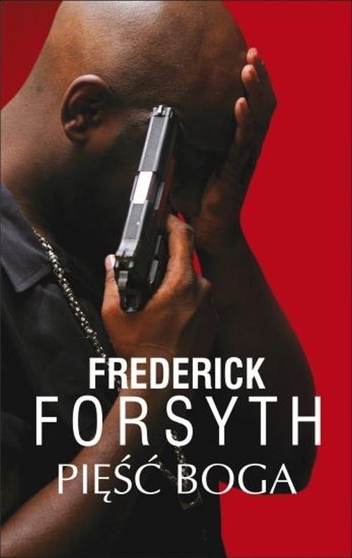 okładka Pięść Boga, Książka   Forsyth Frederick