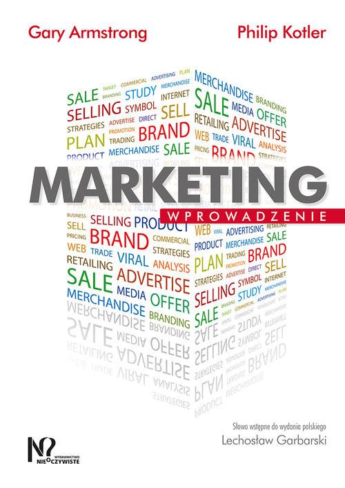 okładka Marketing Wprowadzenieksiążka |  | Gary Armstrong, Philip Kotler