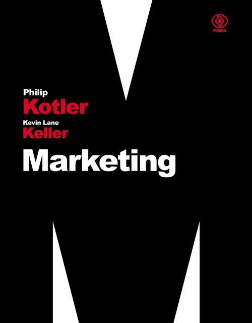 okładka Marketing, Książka | Philip Kotler