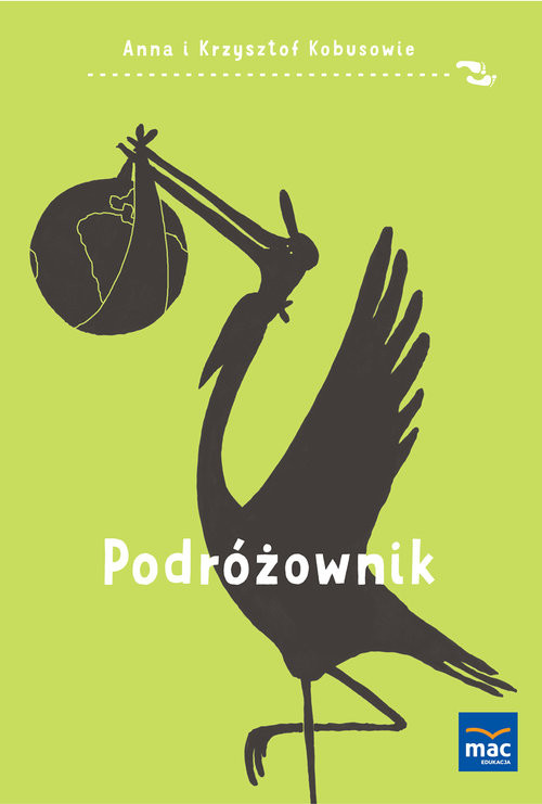 okładka Podróżownik, Książka | Anna Kobus, Krzysztof Kobus