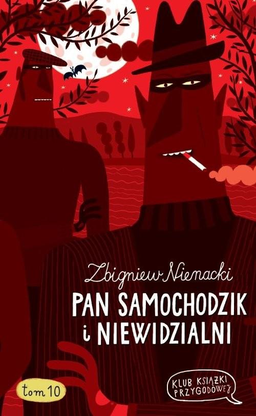 okładka Pan Samochodzik i Niewidzialni. Tom 10, Książka | Zbigniew Nienacki