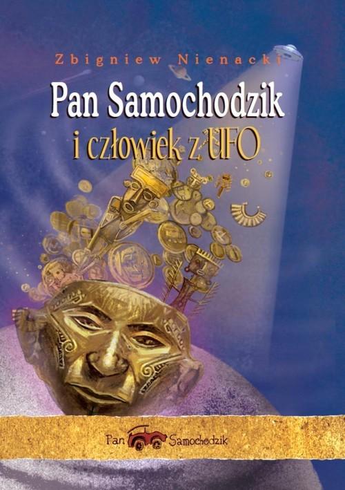 okładka Pan Samochodzik i człowiek z UFO, Książka | Zbigniew Nienacki