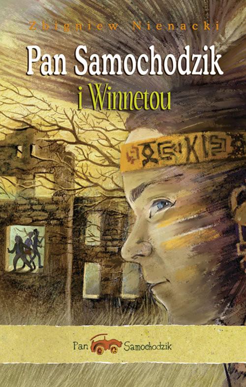 okładka Pan Samochodzik i Winnetou, Książka | Zbigniew Nienacki