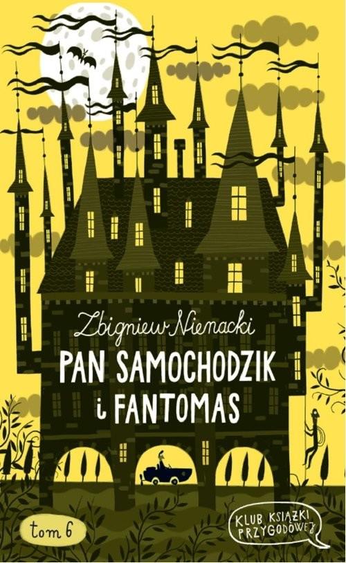 okładka Pan Samochodzik i Fantomas, Książka | Nienacki Zbigniew