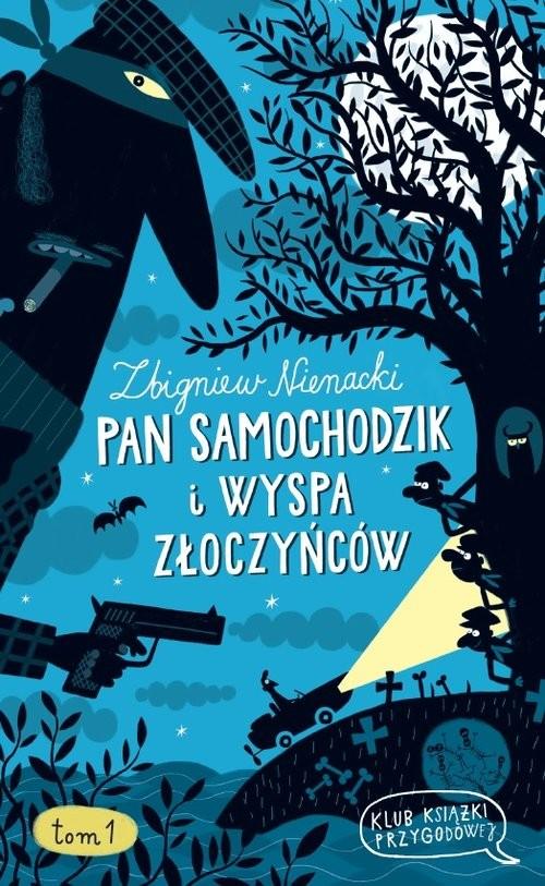 okładka Pan Samochodzik. Wyspa Złoczyńców, Książka | Nienacki Zbigniew