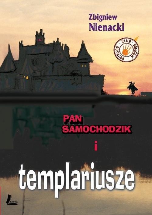 okładka Pan Samochodzik i templariusze, Książka | Nienacki Zbigniew
