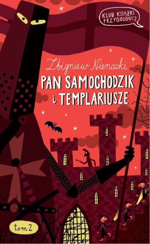 okładka Pan Samochodzik i templariusze. Tom 2, Książka | Zbigniew Nienacki