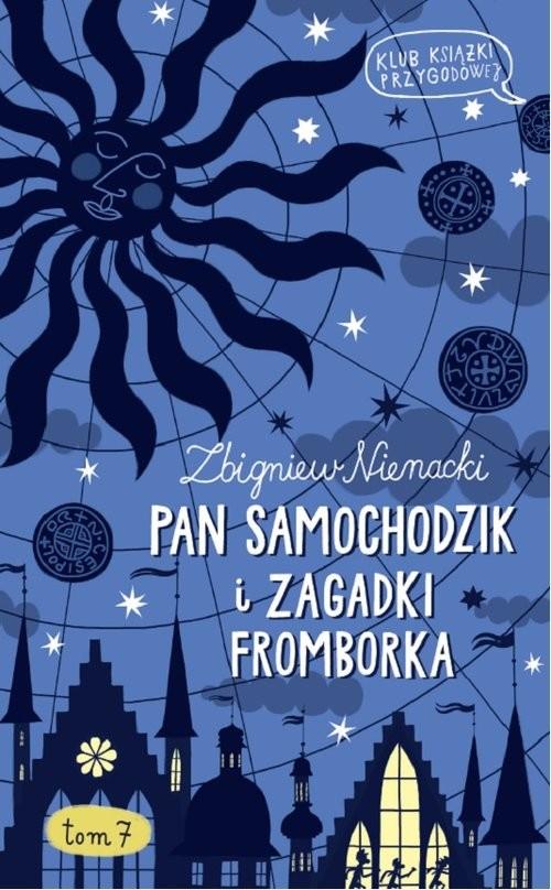 okładka Pan Samochodzik i zagadki Fromborka, Książka   Zbigniew Nienacki