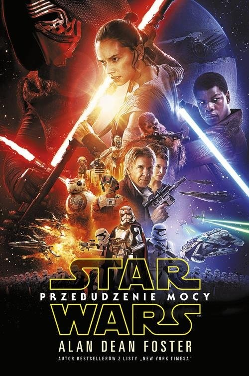 okładka Star Wars. Przebudzenie mocy, Książka | Foster Alan Dean