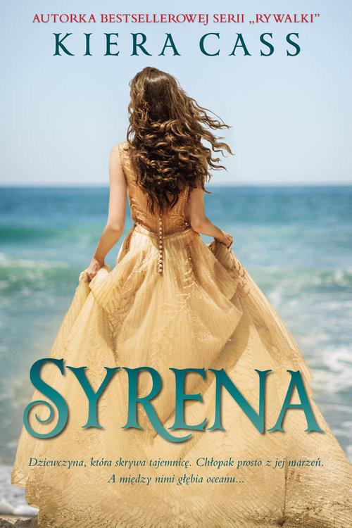 okładka Syrena, Książka | Kiera Cass