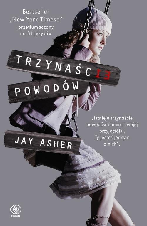 okładka Trzynaście powodów, Książka | Asher Jay