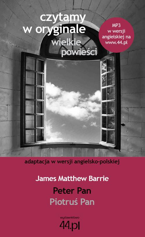 okładka Peter Pan. Piotruś Pan, Książka | Matthew Barrie James