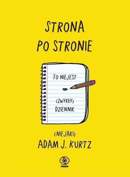 okładka Strona po stronie, Książka | Adam J. Kurtz