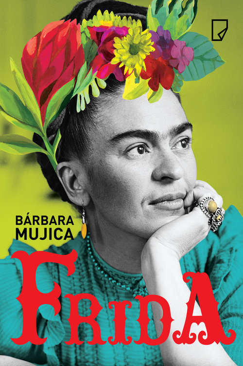 okładka Frida, Książka   Barbara Mujica