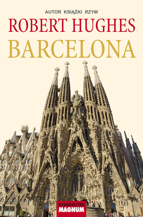 okładka Barcelona, Książka | Hughes Robert