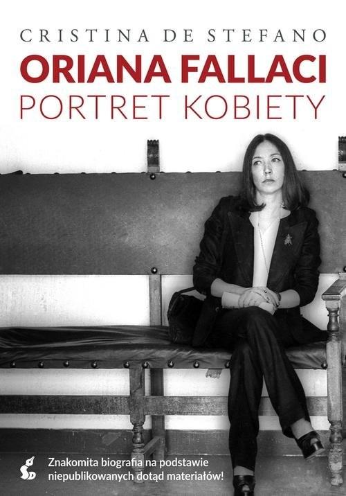 okładka Oriana Fallaci. Portret kobiety, Książka | Stefano Cristina De