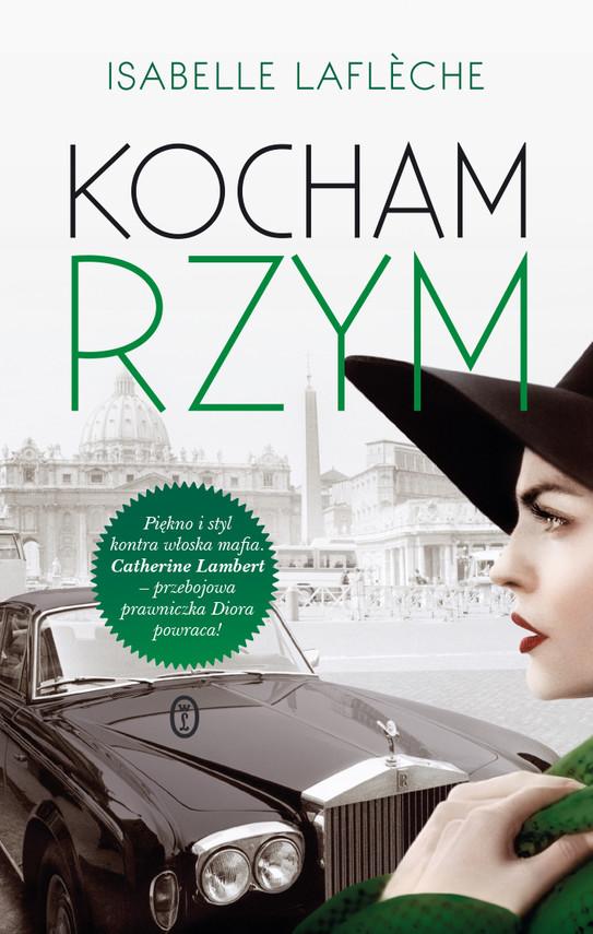 okładka Kocham Rzym, Książka | Lafleche Isabelle