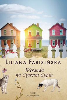 okładka Weranda na Czarcim Cyplu, Książka | Fabisińska Liliana