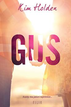 okładka Gus, Książka | Holden Kim