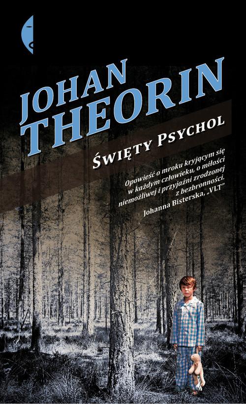 okładka Święty Psychol, Książka | Theorin Johan