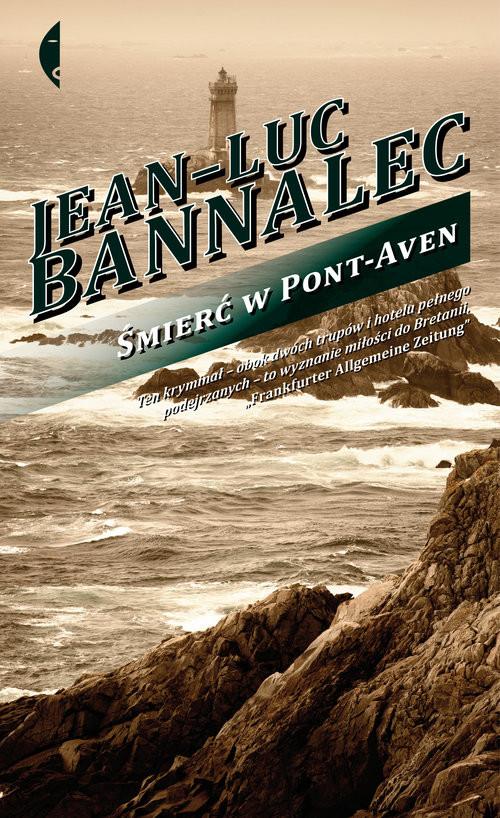 okładka Śmierć w Pont-Aven, Książka   Jean-Luc Bannalec