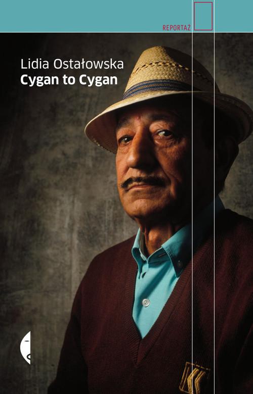 okładka Cygan to Cyganksiążka      Ostałowska Lidia