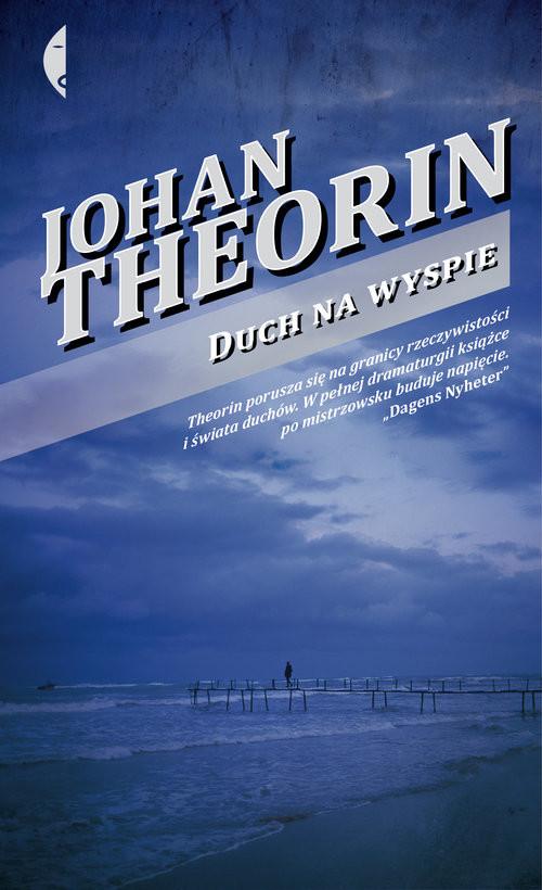 okładka Duch na wyspie, Książka | Johan Theorin