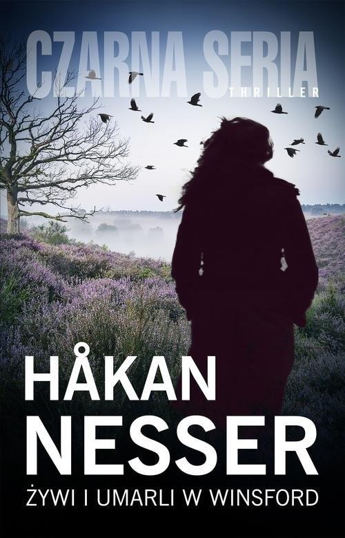 okładka Żywi i umarli w Winsford, Książka | Nesser Hakan