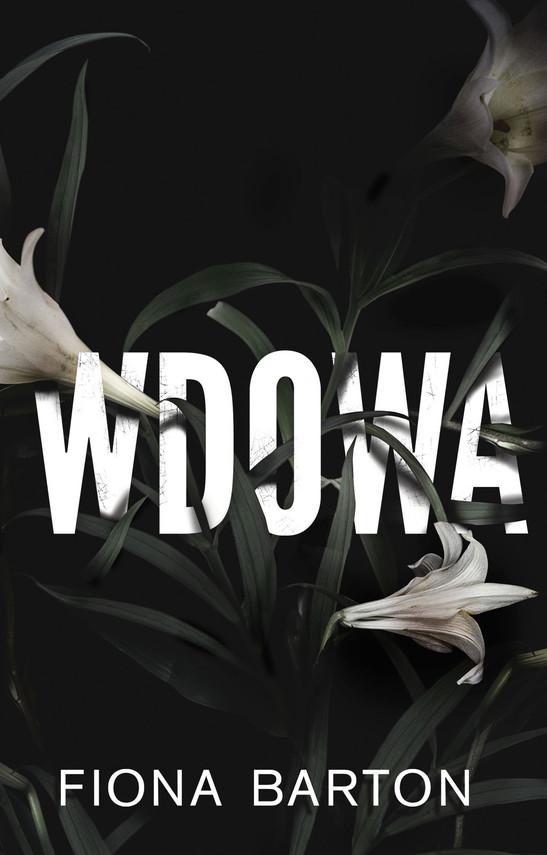 okładka Wdowa, Książka | Barton Fiona