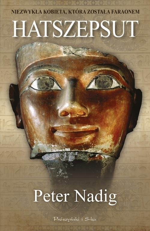 okładka Hatszepsut, Książka | Nadig Peter