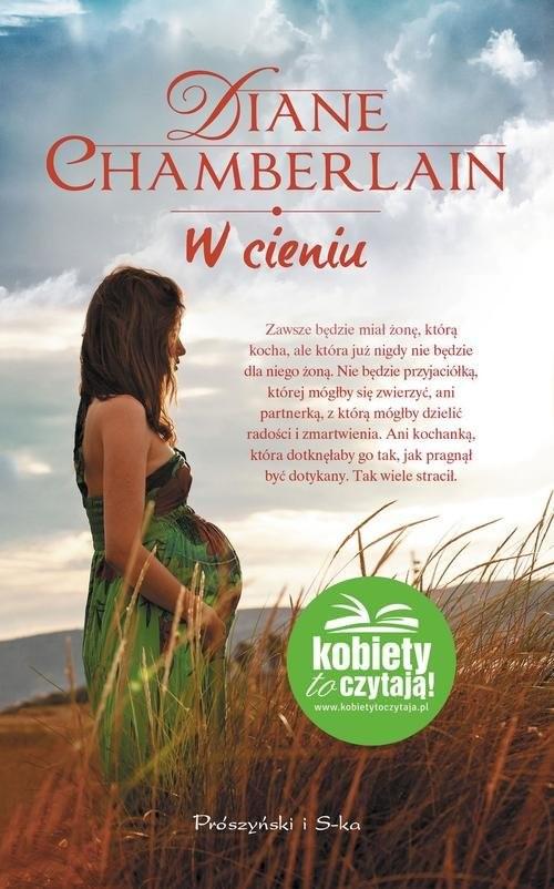 okładka W cieniu, Książka | Chamberlain Diane
