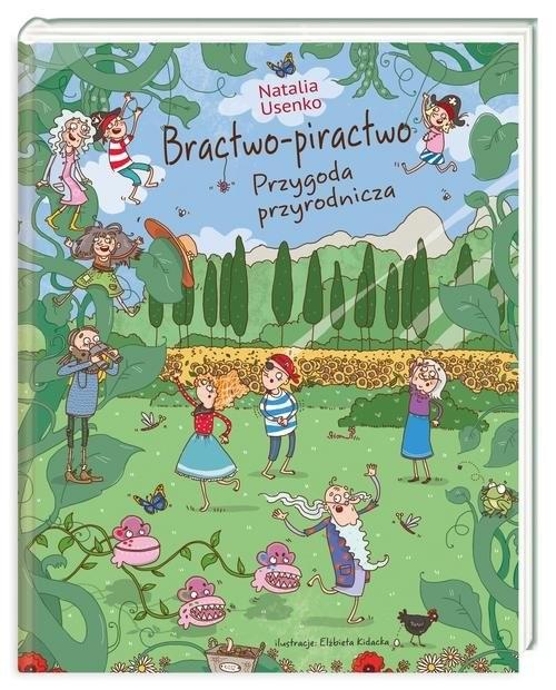 okładka Bractwo-piractwoksiążka |  | Natalia Usenko
