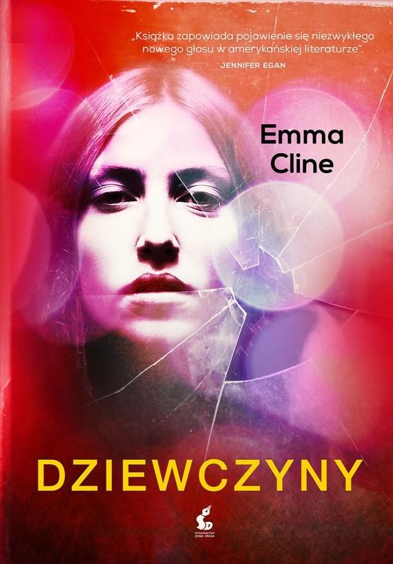 okładka Dziewczyny, Książka | Emma Cline