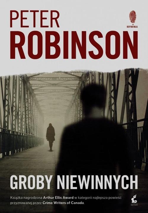 okładka Groby niewinnych, Książka | Robinson Peter