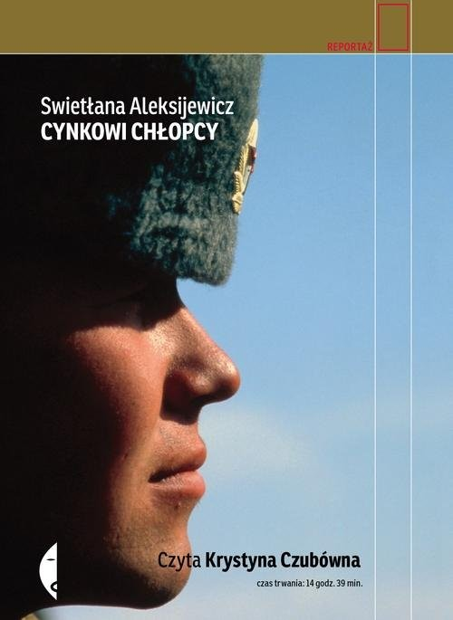 okładka Cynkowi chłopcyksiążka |  | Swietłana Aleksijewicz