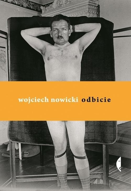 okładka Odbicie, Książka | Nowicki Wojciech