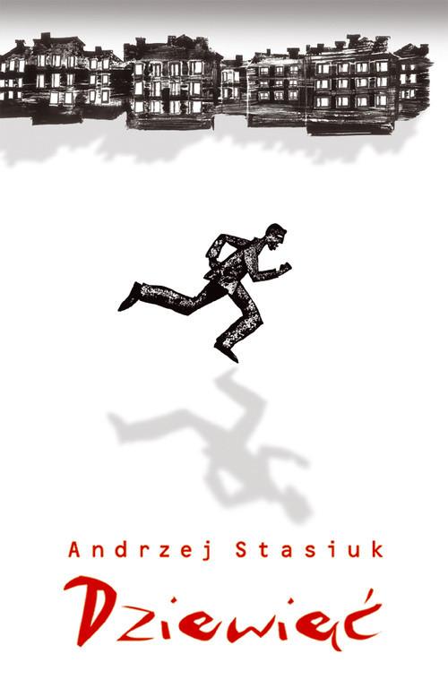okładka Dziewięć, Książka | Stasiuk Andrzej