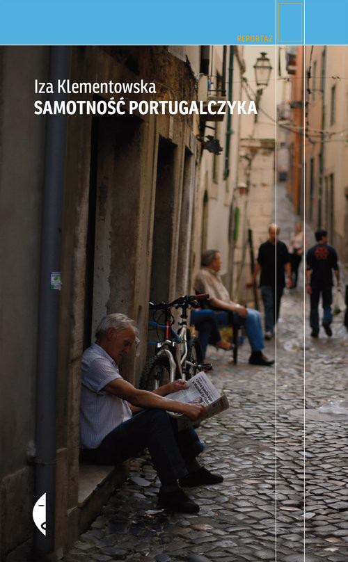 okładka Samotność Portugalczykaksiążka |  | Iza Klementowska