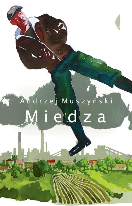 okładka Miedza, Książka   Muszyński Andrzej