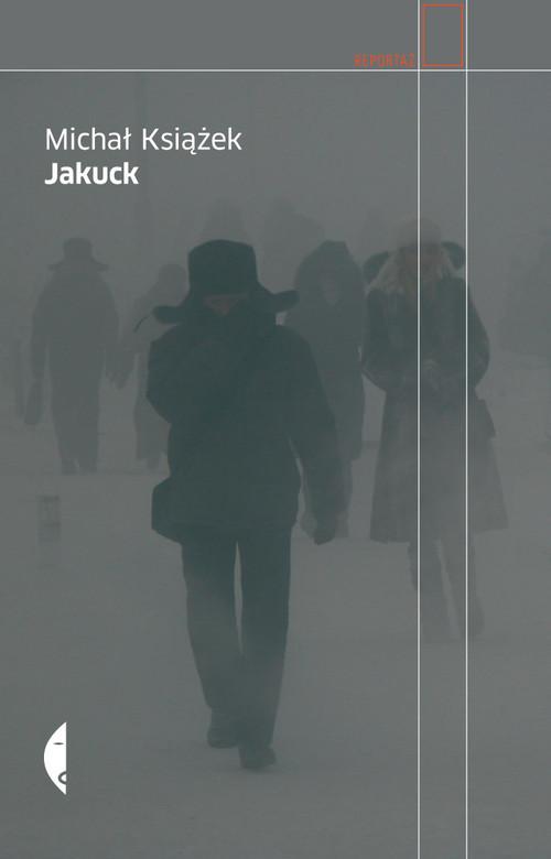 okładka Jakuck, Książka | Michał Książek