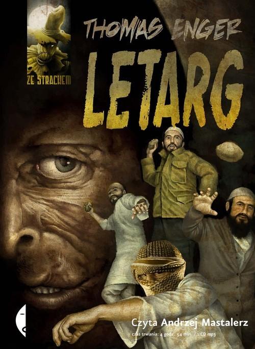 okładka Letargksiążka |  | Thomas Enger