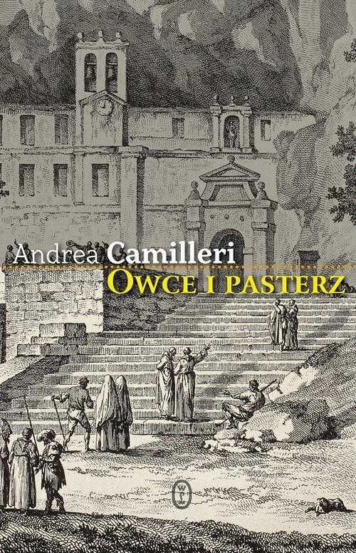 okładka Owce i pasterz, Książka | Andrea Camilleri