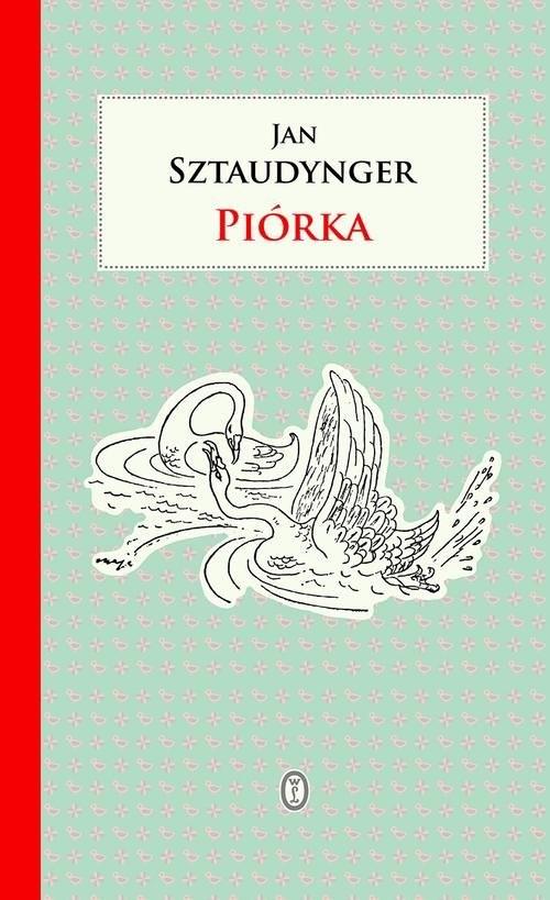 okładka Piórkaksiążka      Sztaudynger Jan