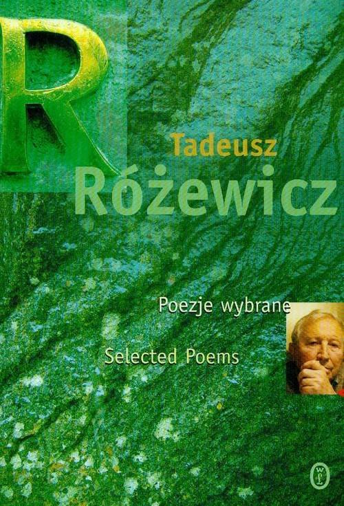 okładka Poezje wybrane, Książka | Różewicz Tadeusz