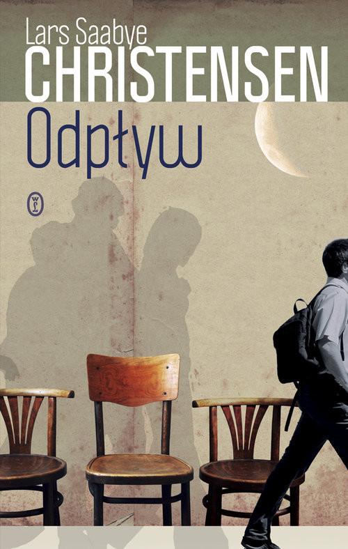 okładka Odpływ, Książka | Lars Saabye Christensen