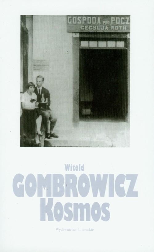 okładka Kosmosksiążka |  | Witold Gombrowicz