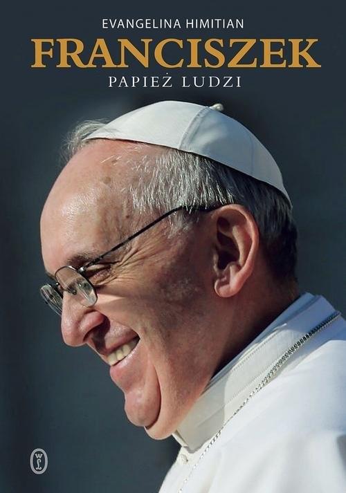 okładka Franciszek Papież ludzi, Książka   Himitian Evangelina
