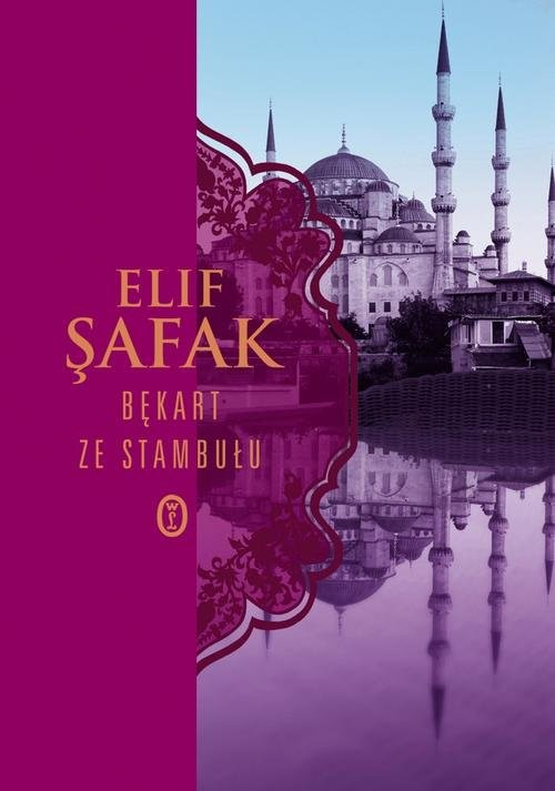 okładka Bękart ze Stambułu, Książka | Shafak Elif